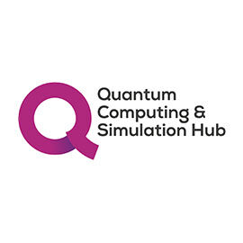 Quantum Computing and Simulation Hub logo