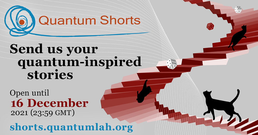 Quantum Shorts image and competition deadline